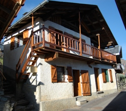 Location chalet - Le Mazot